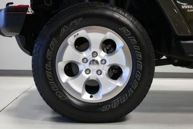 2015 Jeep Wrangler Unlimited Sahara Merrillville, Indiana 40