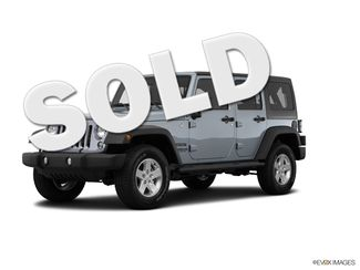 2015 Jeep Wrangler Unlimited Sport Minden, LA
