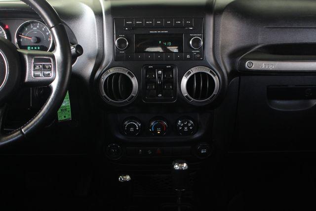 2015 Jeep Wrangler Unlimited Sport 4X4 - ANVIL PAINT - BLACK 3-PIECE HARD TOP Mooresville , NC 8