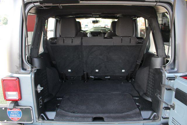 2015 Jeep Wrangler Unlimited Sport 4X4 - ANVIL PAINT - BLACK 3-PIECE HARD TOP Mooresville , NC 10