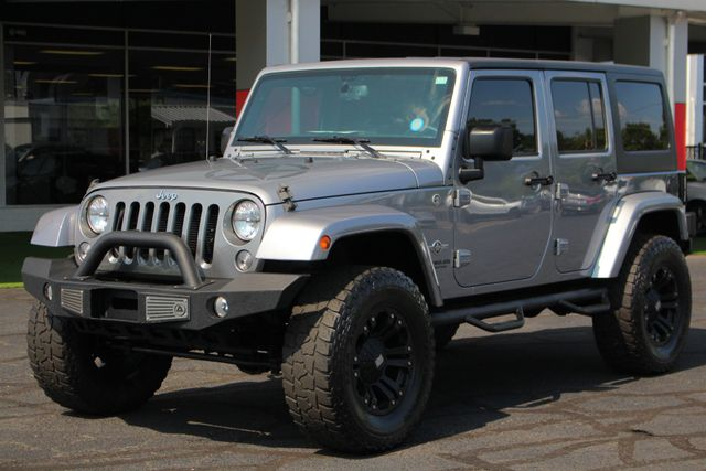 2015 Jeep Wrangler Unlimited Freedom Edition 4X4 - LIFTED OSCAR MIKE EDITION! Mooresville , NC 25