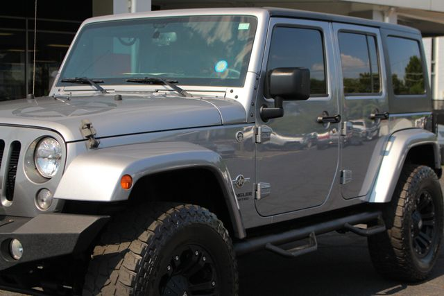 2015 Jeep Wrangler Unlimited Freedom Edition 4X4 - LIFTED OSCAR MIKE EDITION! Mooresville , NC 29