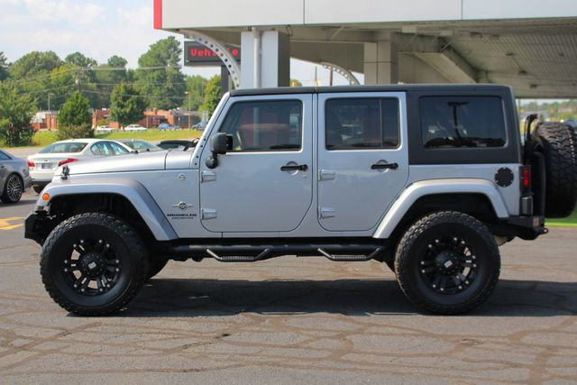 2015 Jeep Wrangler Unlimited Freedom Edition 4X4 - LIFTED OSCAR MIKE EDITION! Mooresville , NC 17