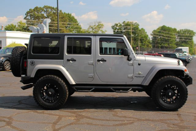 2015 Jeep Wrangler Unlimited Freedom Edition 4X4 - LIFTED OSCAR MIKE EDITION! Mooresville , NC 15