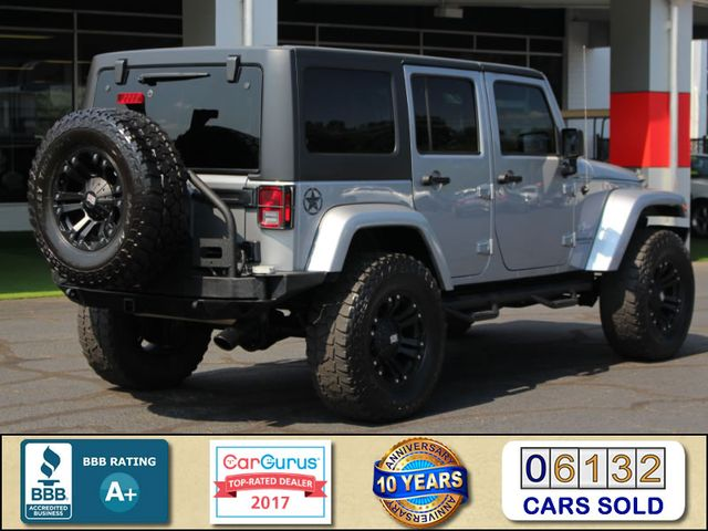 2015 Jeep Wrangler Unlimited Freedom Edition 4X4 - LIFTED OSCAR MIKE EDITION! Mooresville , NC 2
