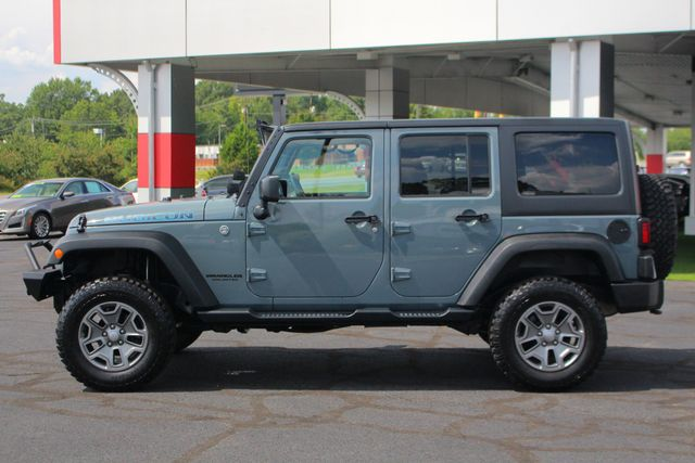 2015 Jeep Wrangler Unlimited Rubicon 4x4 - LIFTED - NAV - LOT$ OF EXTRA$! Mooresville , NC 17