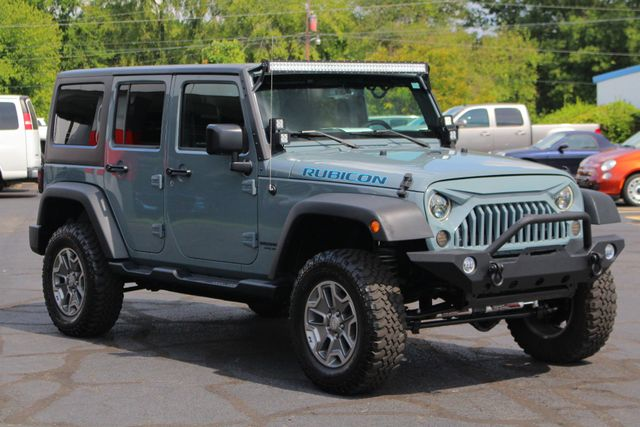 2015 Jeep Wrangler Unlimited Rubicon 4x4 - LIFTED - NAV - LOT$ OF EXTRA$! Mooresville , NC 24
