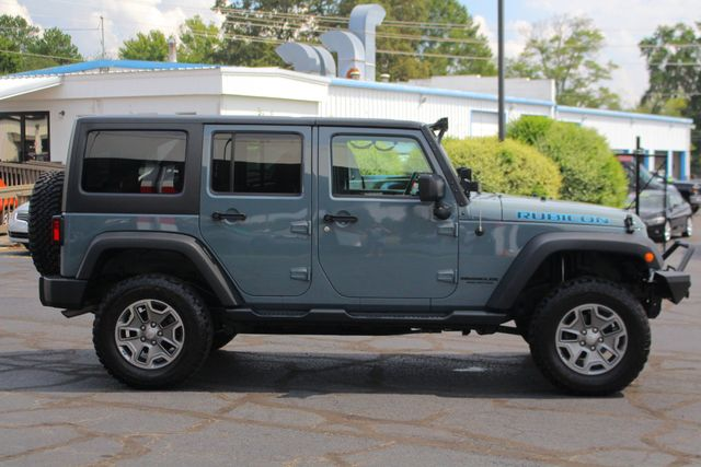 2015 Jeep Wrangler Unlimited Rubicon 4x4 - LIFTED - NAV - LOT$ OF EXTRA$! Mooresville , NC 16