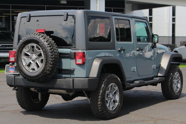 2015 Jeep Wrangler Unlimited Rubicon 4x4 - LIFTED - NAV - LOT$ OF EXTRA$! Mooresville , NC 26