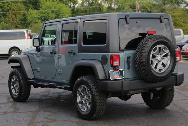 2015 Jeep Wrangler Unlimited Rubicon 4x4 - LIFTED - NAV - LOT$ OF EXTRA$! Mooresville , NC 27