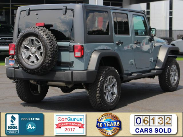 2015 Jeep Wrangler Unlimited Rubicon 4x4 - LIFTED - NAV - LOT$ OF EXTRA$! Mooresville , NC 2