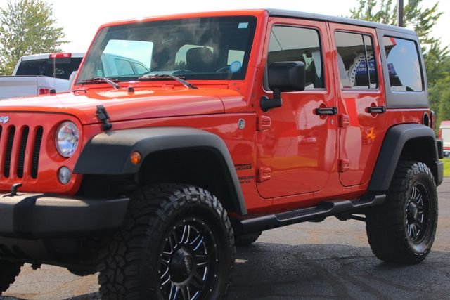 2015 Jeep Wrangler Unlimited Sport 4X4- LIFTED - LOTS OF EXTRA$! Mooresville , NC 24