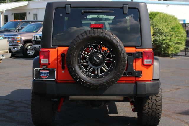 2015 Jeep Wrangler Unlimited Sport 4X4- LIFTED - LOTS OF EXTRA$! Mooresville , NC 16