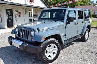 2015 Jeep Wrangler Unlimited in Mt. Carmel, IL