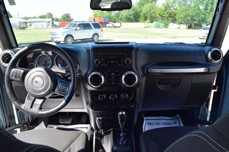 2015 Jeep Wrangler Unlimited Sahara - Mt Carmel IL - 9th Street AutoPlaza  in Mt. Carmel, IL