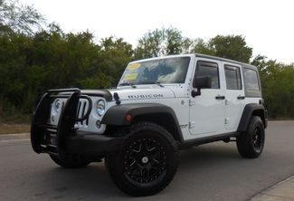 2015 Jeep Wrangler Unlimited Rubicon in New Braunfels, TX 78130