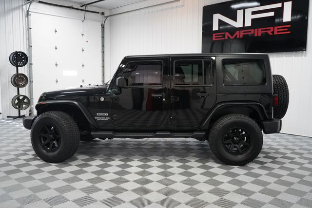 2015 Jeep Wrangler Unlimited Sport in Erie, PA 16428