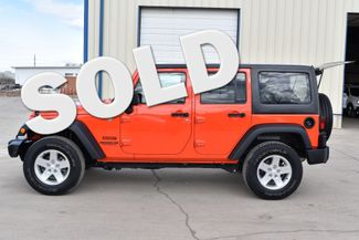 2015 Jeep Wrangler Unlimited Sport Ogden, UT