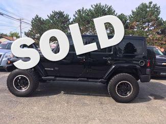 2015 Jeep Wrangler Unlimited Sahara 4x4 Ontario, OH