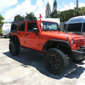 2015 Jeep Wrangler Unlimited in Palmetto, FL