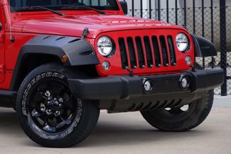 2015 Jeep Wrangler Unlimited Altitude * NAV * Leather * HARD TOP * Alpine Audio Plano, Texas 20