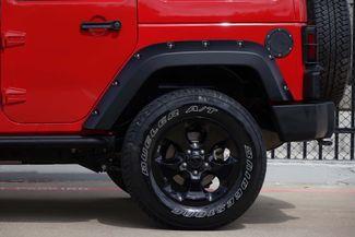 2015 Jeep Wrangler Unlimited Altitude * NAV * Leather * HARD TOP * Alpine Audio Plano, Texas 31
