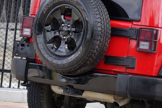 2015 Jeep Wrangler Unlimited Altitude * NAV * Leather * HARD TOP * Alpine Audio Plano, Texas 26