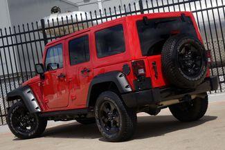 2015 Jeep Wrangler Unlimited Altitude * NAV * Leather * HARD TOP * Alpine Audio Plano, Texas 5