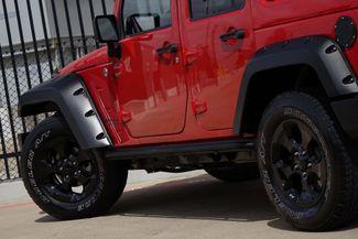 2015 Jeep Wrangler Unlimited Altitude * NAV * Leather * HARD TOP * Alpine Audio Plano, Texas 25