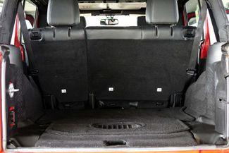 2015 Jeep Wrangler Unlimited Altitude * NAV * Leather * HARD TOP * Alpine Audio Plano, Texas 17
