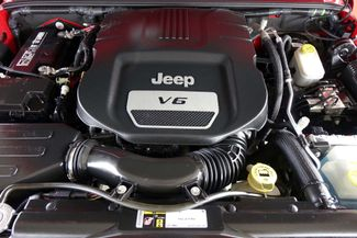 2015 Jeep Wrangler Unlimited Altitude * NAV * Leather * HARD TOP * Alpine Audio Plano, Texas 46