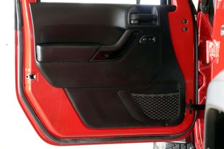 2015 Jeep Wrangler Unlimited Altitude * NAV * Leather * HARD TOP * Alpine Audio Plano, Texas 38