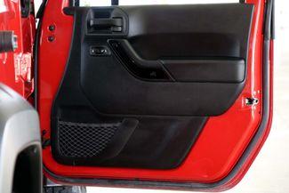 2015 Jeep Wrangler Unlimited Altitude * NAV * Leather * HARD TOP * Alpine Audio Plano, Texas 39