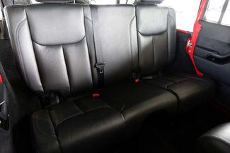 2015 Jeep Wrangler Unlimited Altitude * NAV * Leather * HARD TOP * Alpine Audio Plano, Texas 13