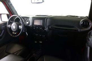 2015 Jeep Wrangler Unlimited Altitude * NAV * Leather * HARD TOP * Alpine Audio Plano, Texas 10