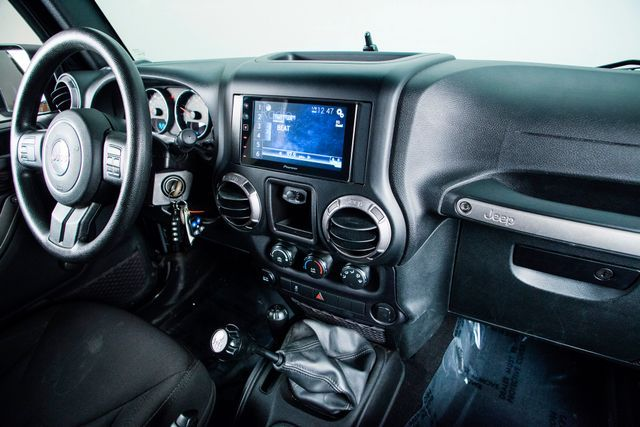 2015 Jeep Wrangler Unlimited Sport in Plano, TX 75075