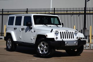 2015 Jeep Wrangler Unlimited Sahara*Nav*4x4*Hard Top | Plano, TX | Carrick's Autos in Plano TX