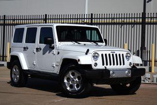 2015 Jeep Wrangler Unlimited Sahara*Nav*4x4*Hard Top | Plano, TX | Carrick's Autos in Plano TX