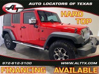 2015 Jeep Wrangler Unlimited Sport in Plano, TX 75093