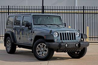 2015 Jeep Wrangler Unlimited Rubicon | Plano, TX | Carrick's Autos in Plano TX