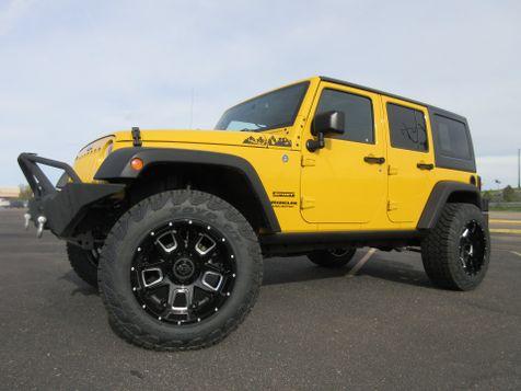 2015 Jeep Wrangler Unlimited Sport in , Colorado