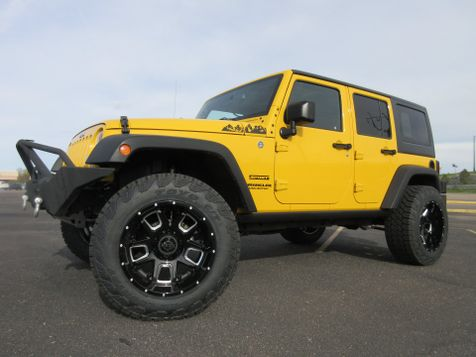 2015 Jeep Wrangler Unlimited Sport in , Colorado