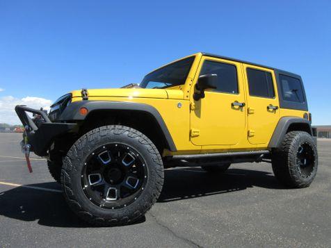 2015 Jeep Wrangler Unlimited 4X4 Sport in , Colorado