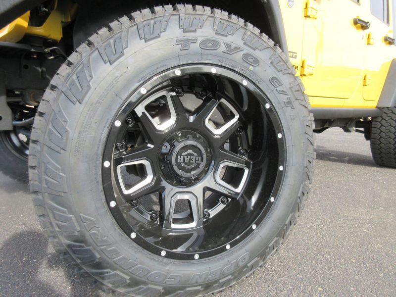 2015 Jeep Wrangler Unlimited Sport  Fultons Used Cars Inc  in , Colorado