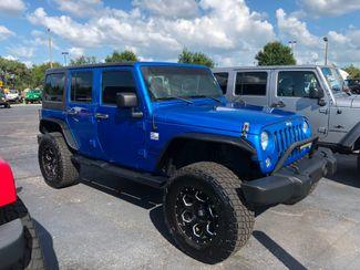 2015 Jeep Wrangler Unlimited Sport Riverview, Florida 13