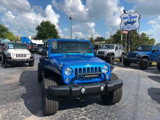 2015 Jeep Wrangler Unlimited Sport Riverview, Florida 8