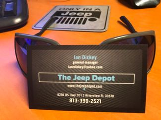 2015 Jeep Wrangler Unlimited Sport Riverview, Florida 9