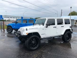 2015 Jeep Wrangler Unlimited Rubicon in Riverview, FL 33578