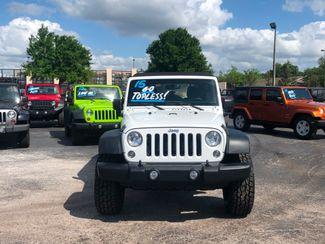 2015 Jeep Wrangler Unlimited Sport in Riverview, FL 33578