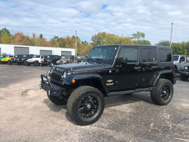 2015 Jeep Wrangler Unlimited Sahara in Riverview, FL 33578